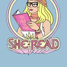 She-Read by wytrab8