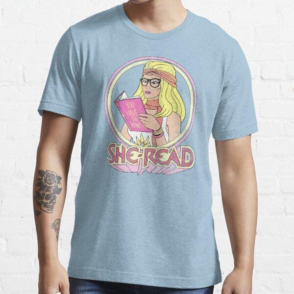 She-Read Essential T-Shirt