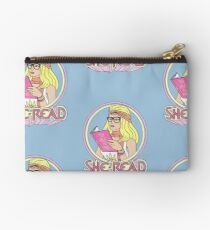 She-Read Studio Pouch
