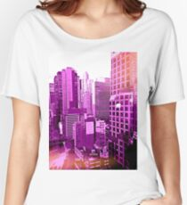 Comic book Corner Women's Relaxed Fit T-Shirt