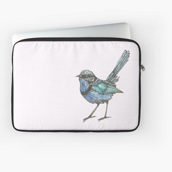 Splendid Fairy Wren  Laptop Sleeve