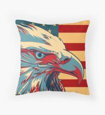 Cojín American Patriotic Eagle Bald