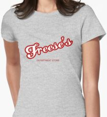 Freese's Department Store I.T. 2017 Women's Fitted T-Shirt