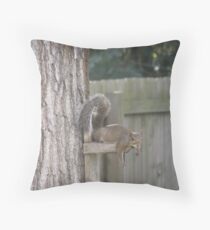 Got Peanuts ??? Throw Pillow