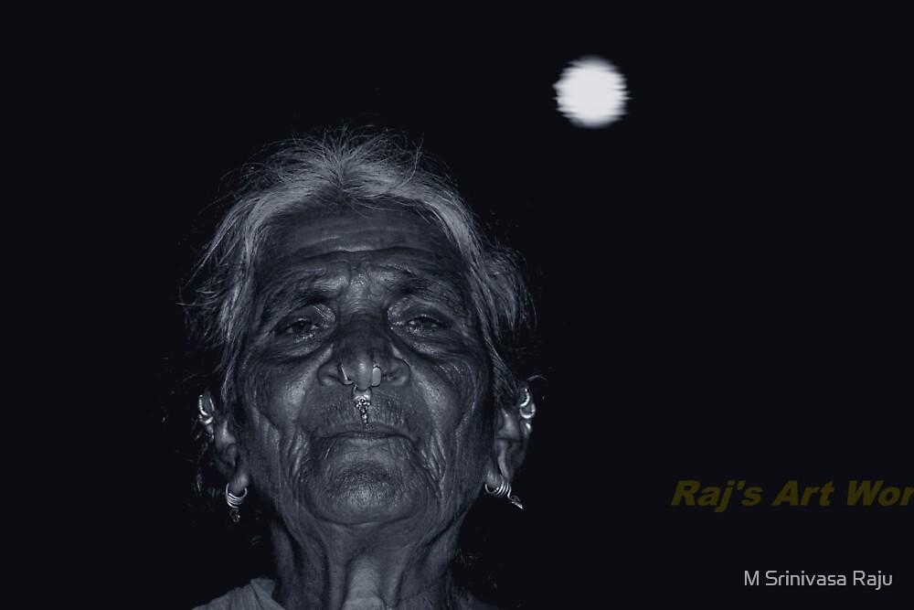 Grandma  by M Srinivasa Raju