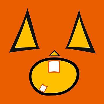 Awe-Stricken Pumpkin by mikeymadness