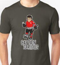 Captain Serious Unisex T-Shirt