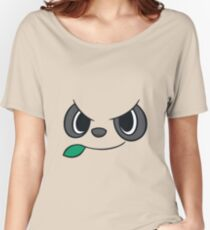 Pancham Face Women's Relaxed Fit T-Shirt