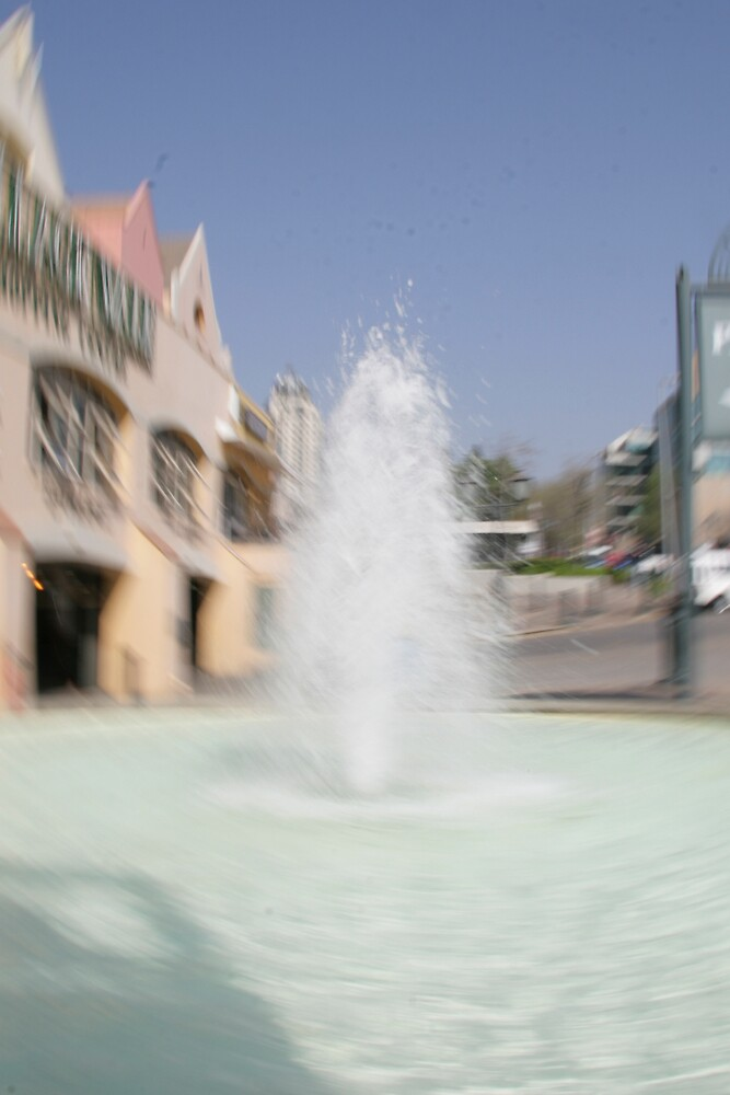 The Fountain by Paul Lindenberg