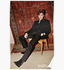 Póster QUIERE UNO x Instyle Korea ft. Kang Daniel (강 다니엘)