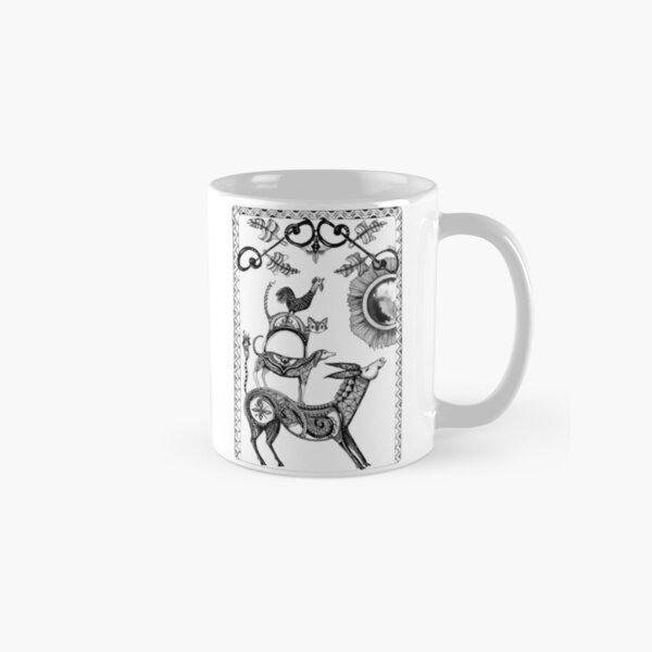 The Town Musicians of Bremen Classic Mug