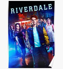 RIVERDALE: squad Poster
