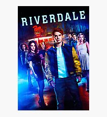 RIVERDALE: squad Photographic Print