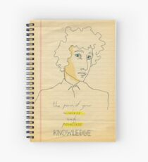 Daily Dylan #1 Spiral Notebook