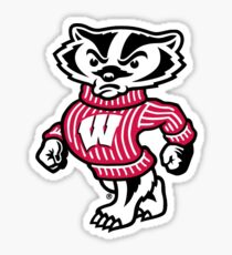 Wisconsin Badger  Sticker