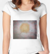 Sunset Dreams Women's Fitted Scoop T-Shirt