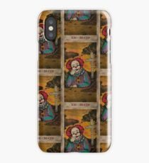 Pennywise (1990) Major Arcana iPhone Case/Skin