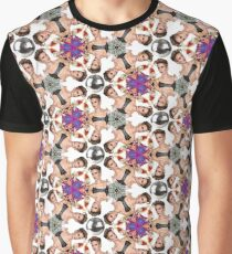 Claire - Kaleidoscope  Graphic T-Shirt