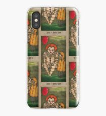 Pennywise (2017) Major Arcana iPhone Case/Skin