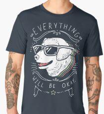 Dog Shirt Men's Premium T-Shirt