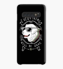 Dog Shirt Case/Skin for Samsung Galaxy