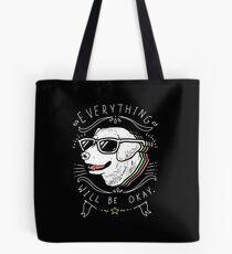 Hundehemd Tote Bag