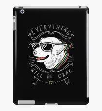 Dog Shirt iPad Case/Skin