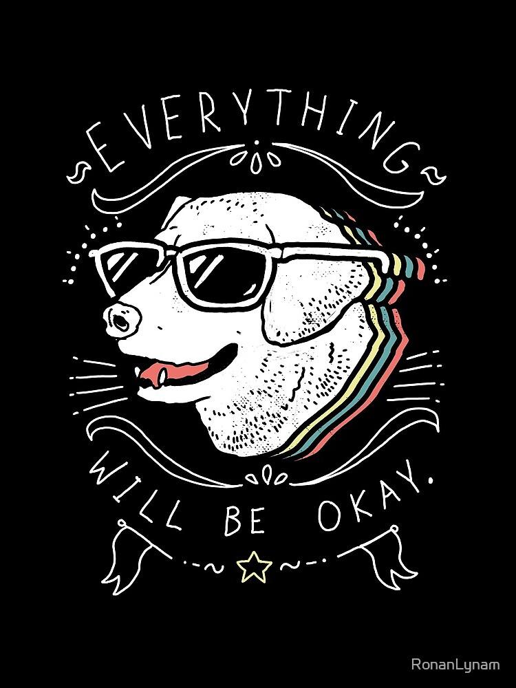 Dog Shirt by RonanLynam