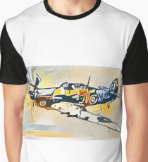 Hawker Hurricane Graphic T-Shirt