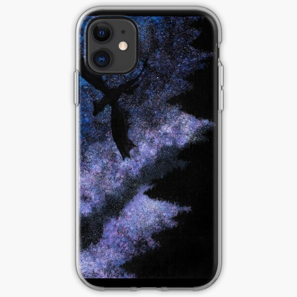 Night Watch iPhone Soft Case