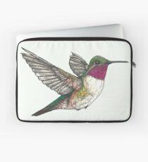Ruby Throated Hummingbird Laptop Sleeve