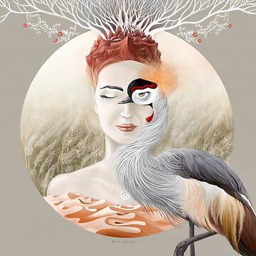 Bird of Cranes by Ruta