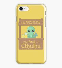 Stall of Cthulhu Lemon 2 iPhone Case/Skin