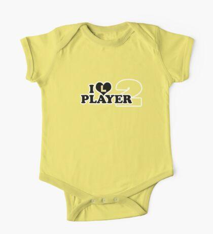 I Heart Player 2 (d) Kids Clothes
