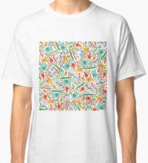 Wild animals 2 Classic T-Shirt