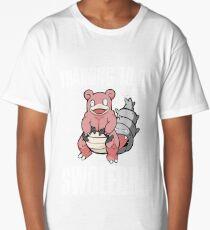 Git Swole, Bro Long T-Shirt