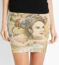 Animal princess Mini Skirt