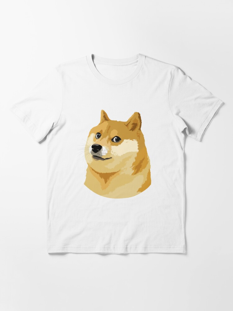 Alternate view of Doge Essential T-Shirt