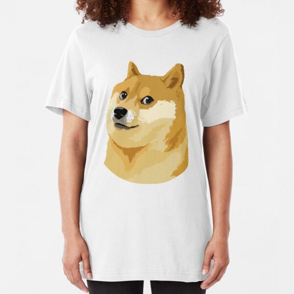 Doge Slim Fit T-Shirt