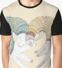 Ferret sleep Graphic T-Shirt