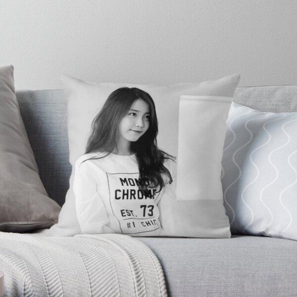 IU Throw Pillow