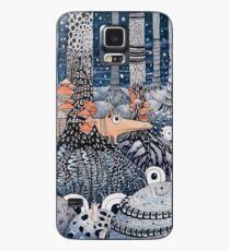 Owl Forest Case/Skin for Samsung Galaxy
