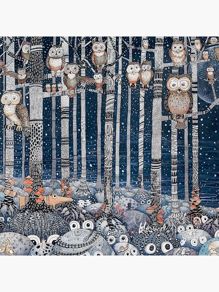 Owl Forest de Ruta