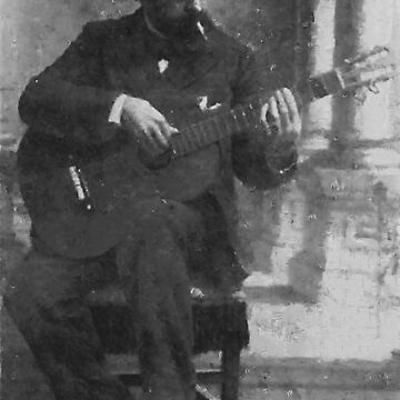 Francisco Tárrega - Brilliant Guitarist and Composer by Thornepalmer