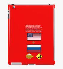 @UN iPad Case/Skin