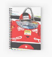 Gilles Ferrari Spiral Notebook