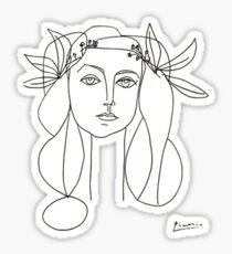 PICASSO Sticker