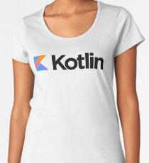 kotlin Women's Premium T-Shirt