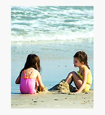 Friends Forever © Photographic Print