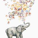 «Elefante burbuja sueño» de Ruta Dumalakaite